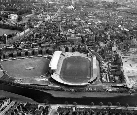 Arms Park the original